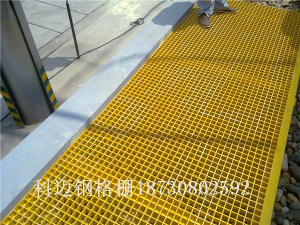 聚酯钢格栅板,玻璃钢钢格板,钢格板平台
