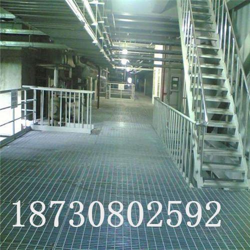 钢结构平台钢格板,平台钢格板,电厂平台钢格板