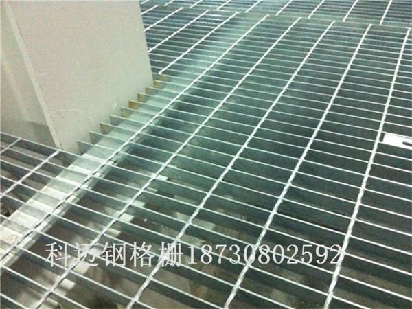 污水处理厂钢格板