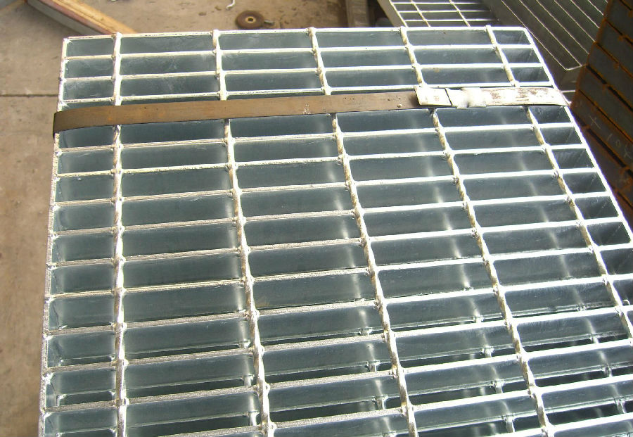 钢格板,热镀锌钢格板,镀锌钢格板理论重量