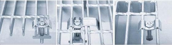 钢格板安装夹,钢格栅板板安装夹,格栅板安装夹
