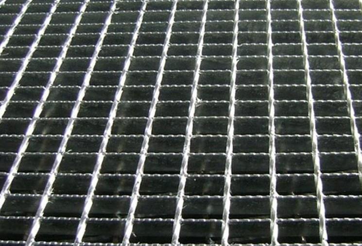 船用钢格板,船舶钢格板,甲板通道热镀锌平台钢格板
