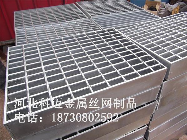 机器压焊钢格板,电厂钢格板,机械厂专用钢格板